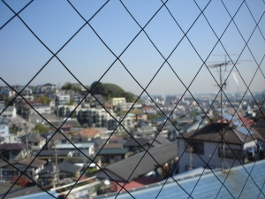View of Sugita from my first apartment