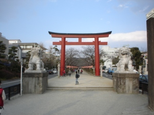 Ni no Torii of the dankazura