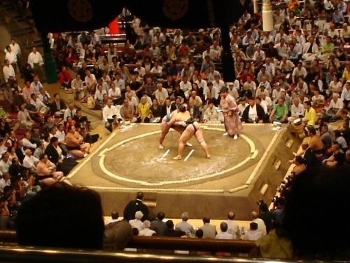Tokusegawa vs Tochinoshin